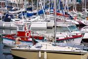 <h5>Groix - Port Tudy (56)</h5><p>32,8 cm x 48,5 cm</p>